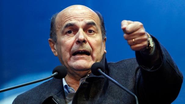 Луиджи Берсани не собирается вступать в альянс с Берлускони