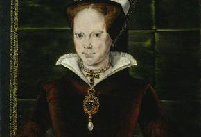 Английскими историками найдена жемчужина Кровавой Мэри