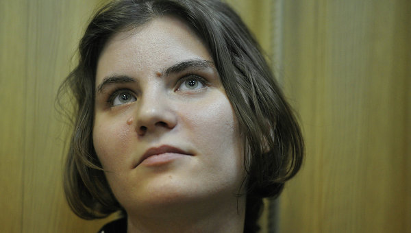 Мосгорсуд не собирается прекращать уголовное дело против активистки Pussi Riot Самуцевич