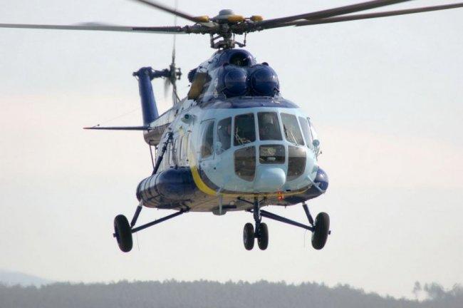 Крушение вертолета в России: погибли 23 человека