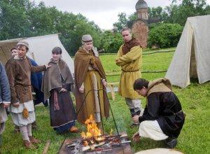 Фестиваль культур в Великом Новгороде
