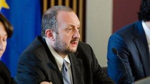 Часть грузинской делегации уже отбыла в столицу Литвы