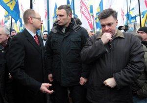 Украина: оппозиция готова идти в суд