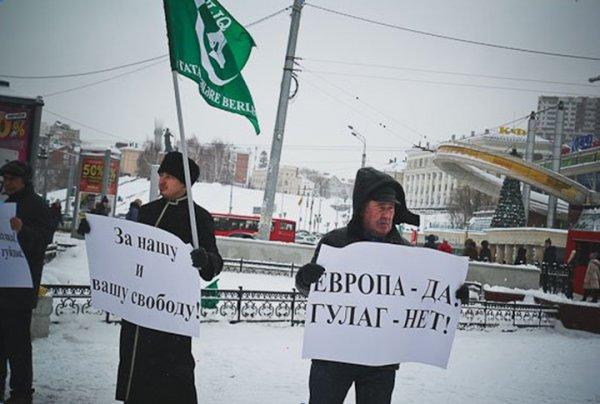 Джихад на улицах Киева