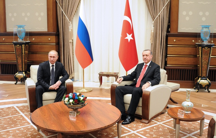 О чем так долго беседовали президенты России и Турции?