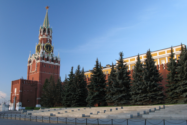На Новый год москвичи не смогут услышать бой Курантов