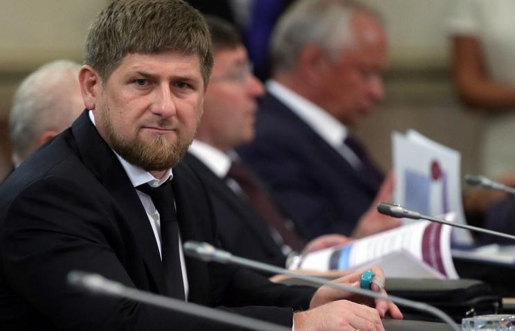 Кадыров намерен отправиться в Донбасс