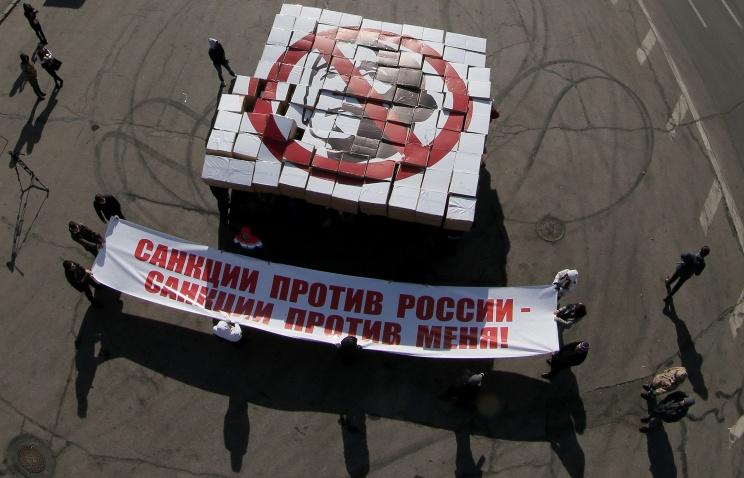 РФ займется проработкой ответных мер в связи с новыми санкциями США и Канады