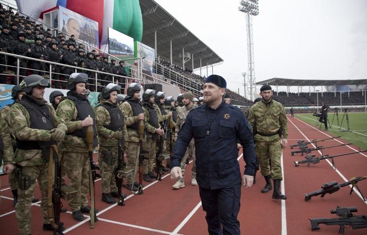 Кадыров: народ Чечни готов защищать интересы России и ее границы