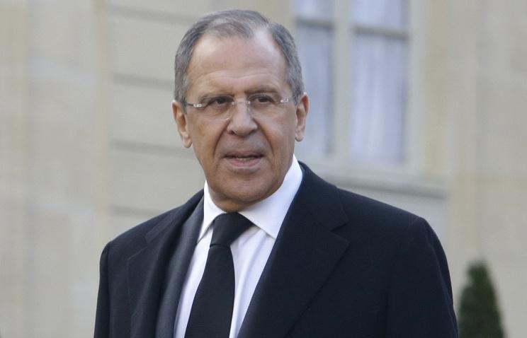 Сергей Лавров выразил солидарность с Францией, ставшей мишенью атак террористов