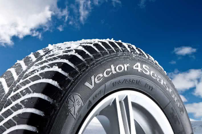 Goodyear Vector4Seasons