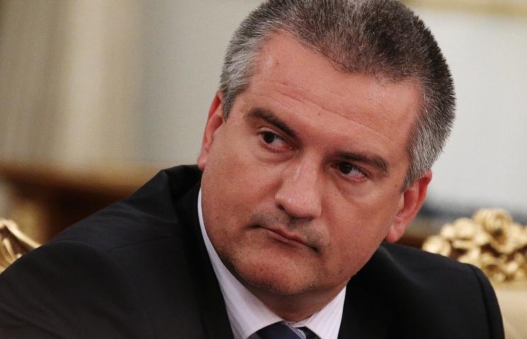 Глава Крыма пообещал привлечь украинских политиков к трибуналу