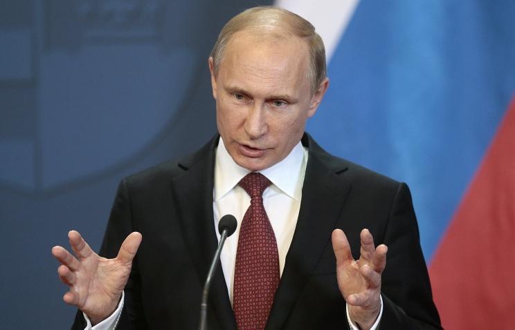 """Путин рассчитывает, что до военного конфликта с Украиной """"никогда не дойдет"""""""