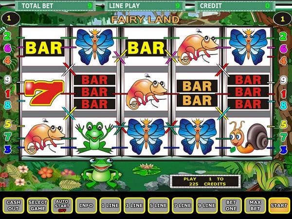 фотообои игровые автоматы