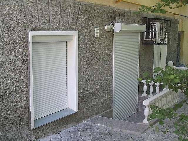 рольставни для дверей