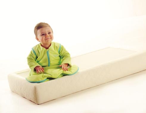 Органический латекс в детских матрасах