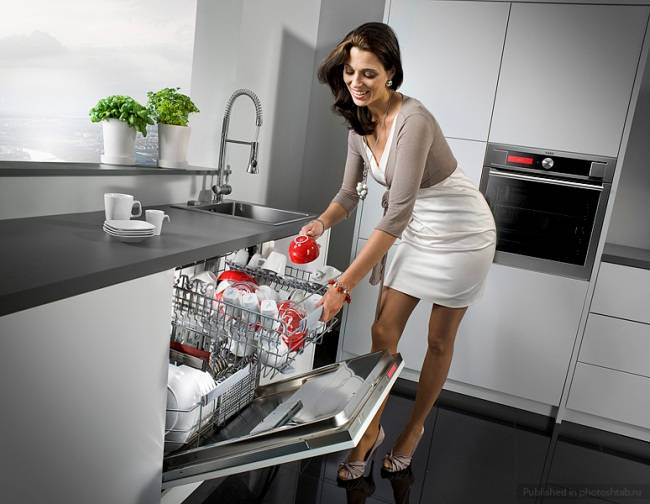 Посудомоечные машины: виды и преимущества