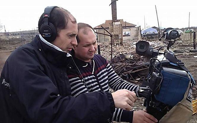 «Идиоты!» – назвал Первый канал поджегших траву в Хакасии журналистов