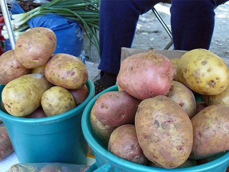 82-летнему пенсионеру запретили продать несколько ведер картофеля – мужчина умер
