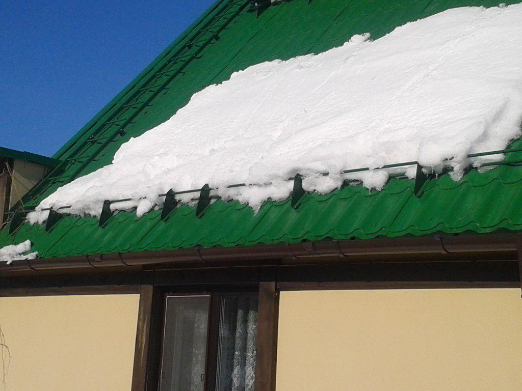 Купить снегозадержатели
