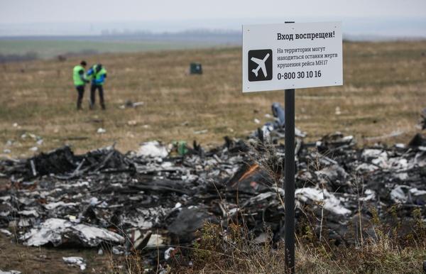 """Стрелкова привлекут к ответственности за сбитый над Донбассом """"Боинг 777"""""""