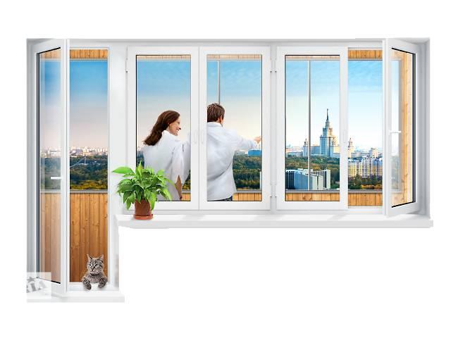 Ремонт балконных окон.