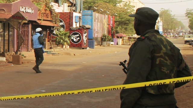 Среди заложников малийского отеля есть российский гражданин