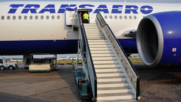 Премьер Медведев назвал основную причину проблем авиакомпании «Трансаэро»