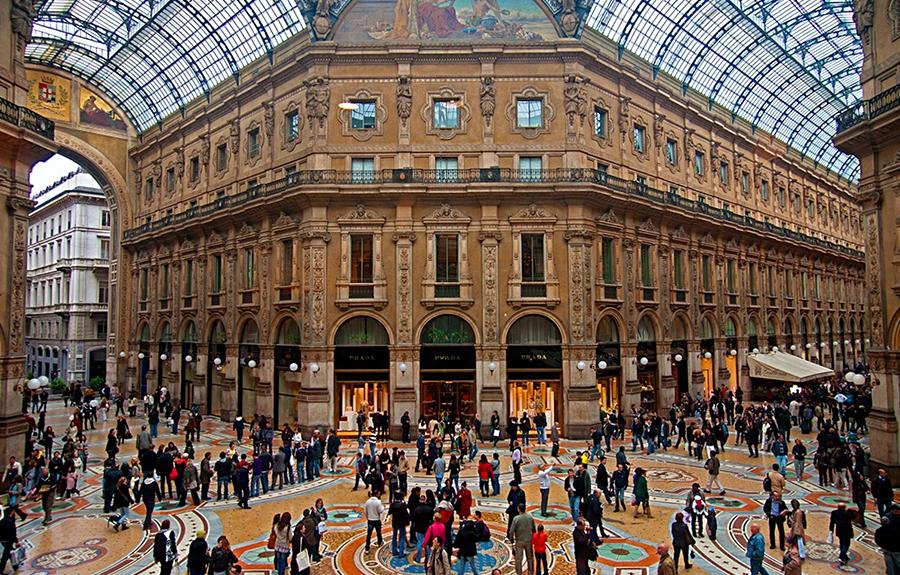 Италия: идеальный отдых для шопоголиков