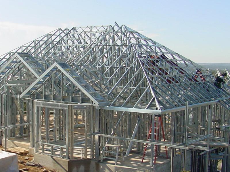 Распространенные типы металлических конструкций в строительстве
