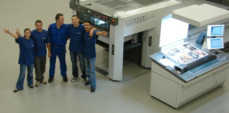Напечатать любой формат помогает техника 21 века