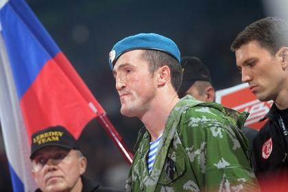 Лебедеву удалось защитить чемпионский WBA-титул