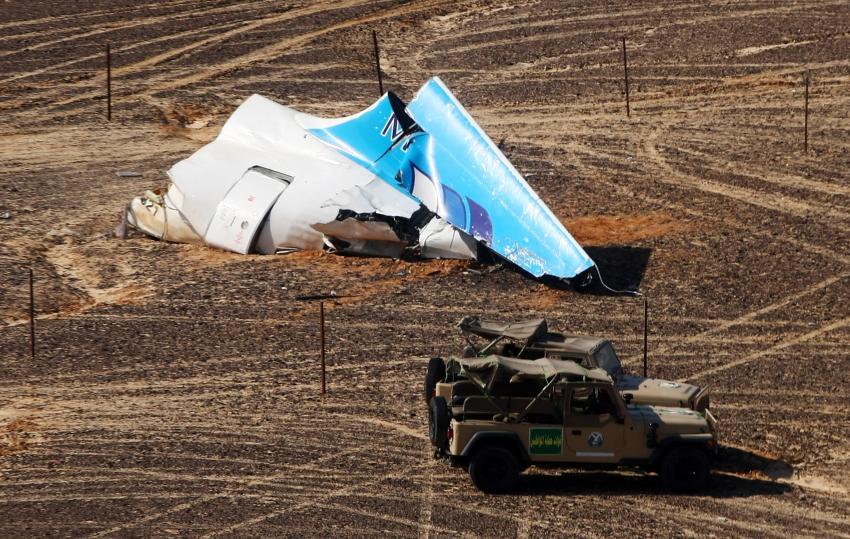 Путин: следствие назвало причину авиакатастрофы с российским самолетом – это теракт. За информацию о виновниках награда – 50 миллионов долларов