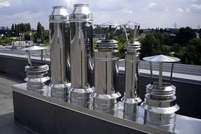 Эффективность дымохода из нержавеющей стали