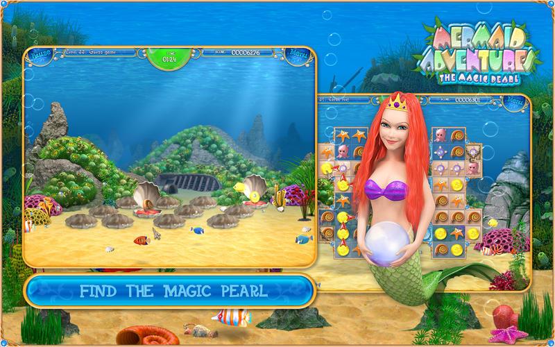 Морские жемчужины русалок в онлайн-казино