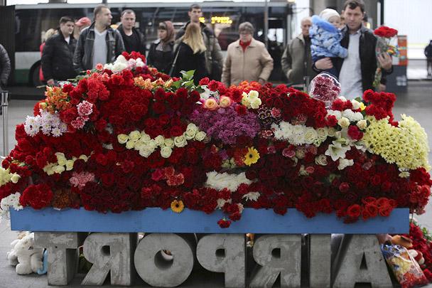 Родственники погибших в результате теракта россиян требуют от СК прекратить бардак и выдать им тела для погребения