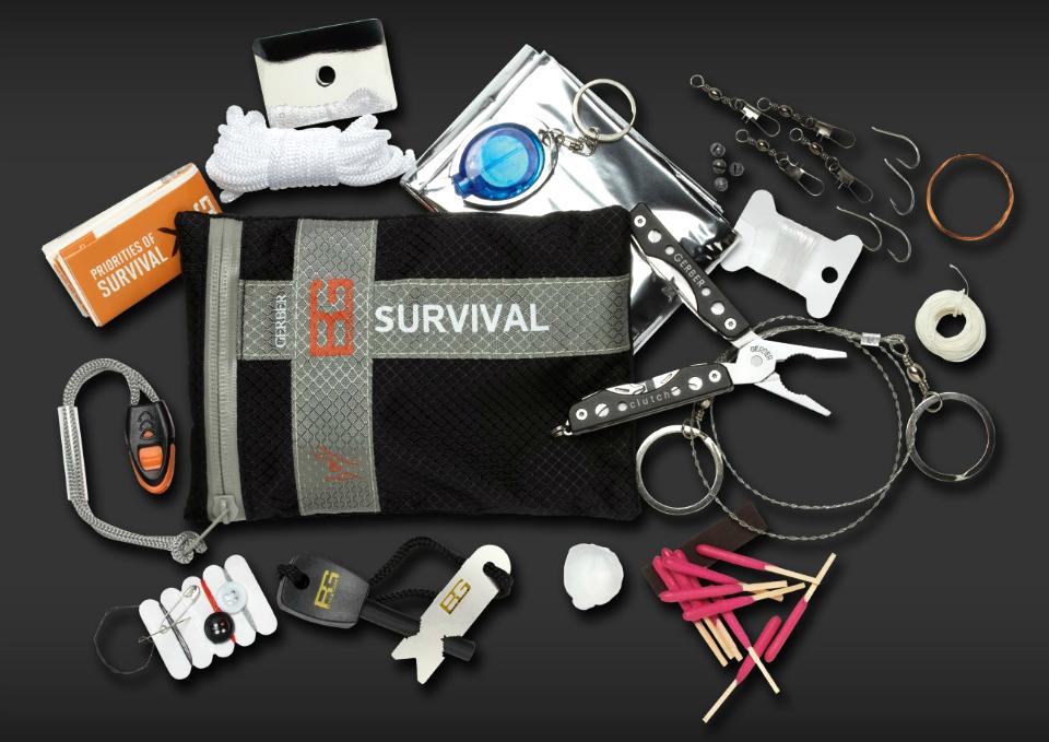 10 основных инструментов для выживания