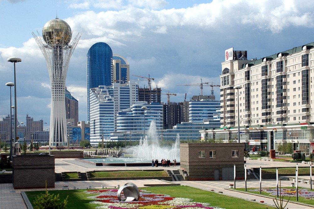 Астана – яркий представитель восточной культуры