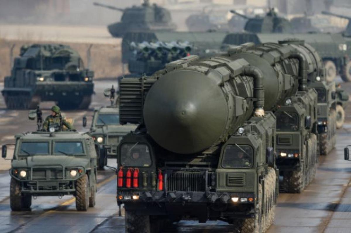 Шойгу сообщил о боеготовности российских ядерных сил