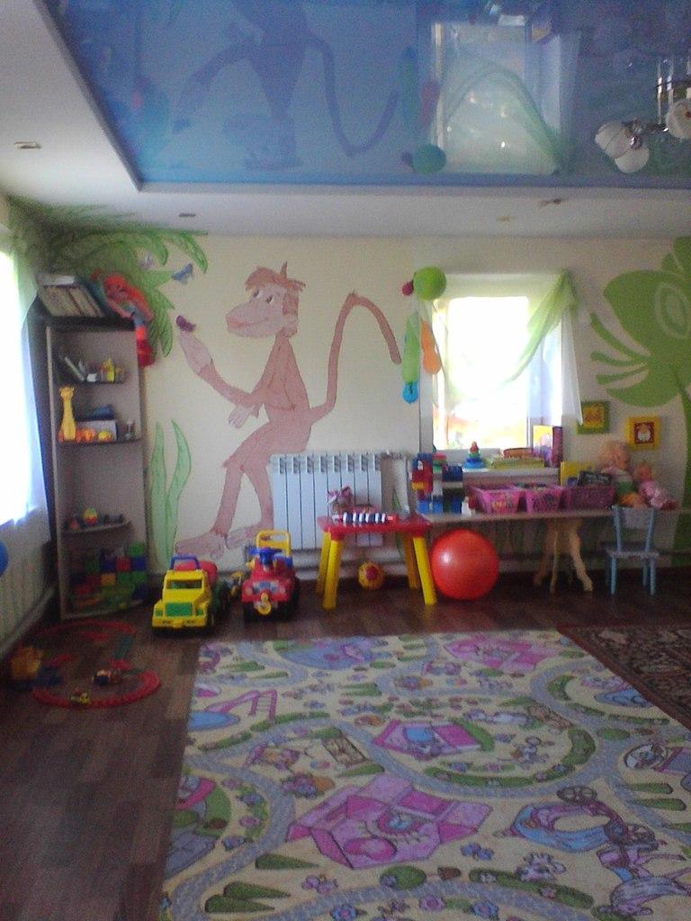 Частный детский сад домашнего типа