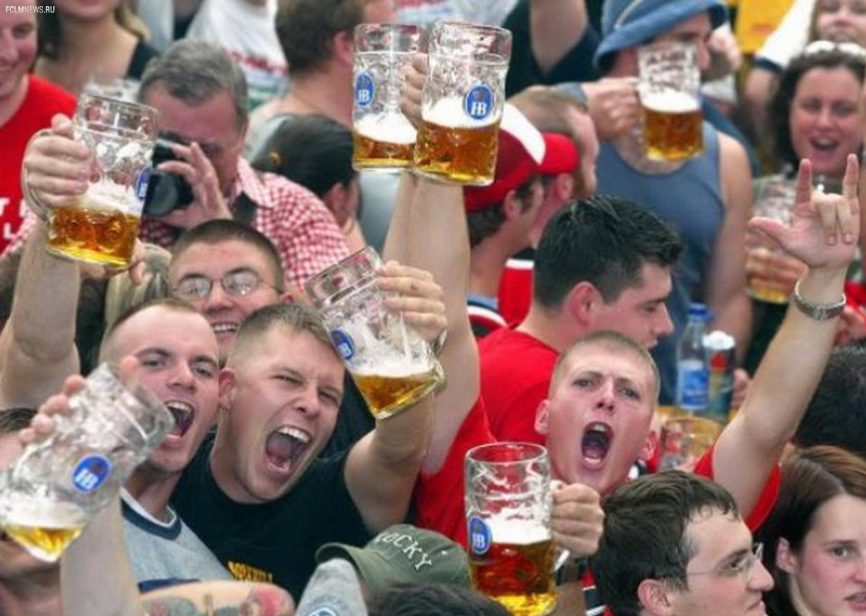 Путин возвращает пиво на стадионы