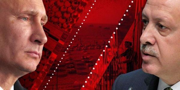 Путин подписал указ о расширении антитурецких санкций