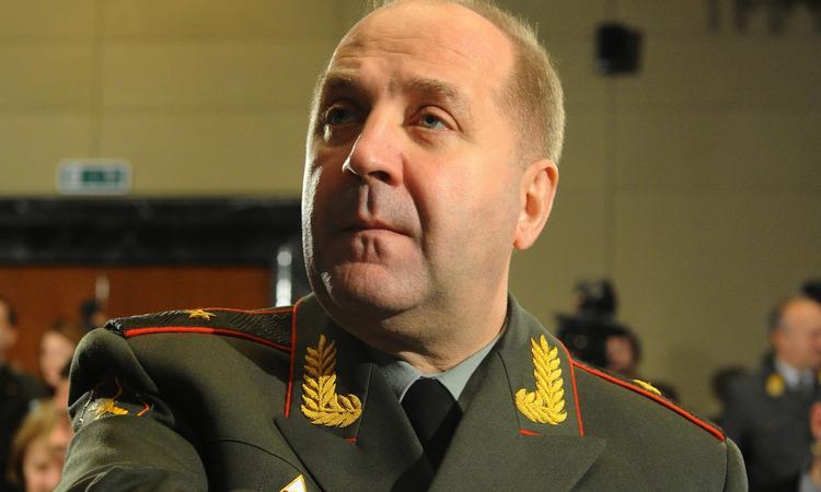 Внезапно скончался начальник Главного Разведывательного Управления ВС России