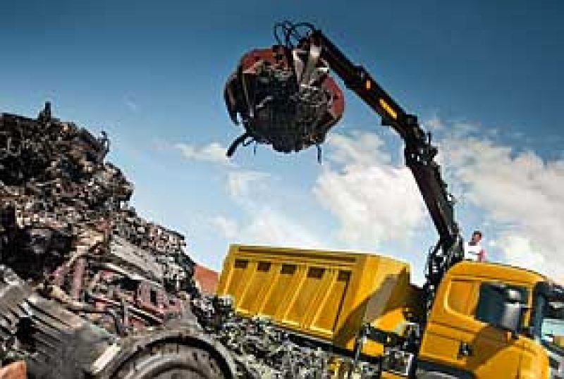 Сдача металлолома «по-крупному»: в чем заключается выгода