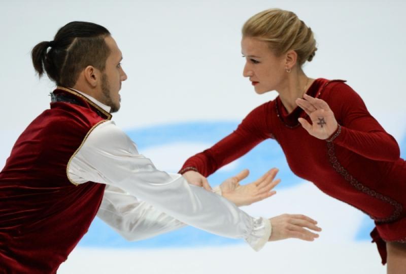 Пара Траньков и Волосажар одержали победу Европейского чемпионата