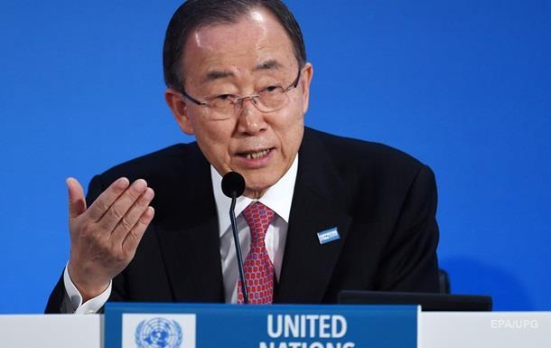 Генсек ООН обвинил Россию в срыве мирных переговоров по Сирии