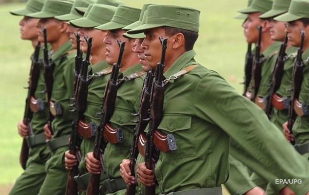 Главнокомандующий сухопутных войск едет обсуждать военное сотрудничество между Кубой и Россией