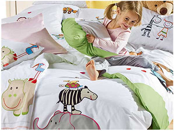 Хорошее детское постельное белье – какое оно?
