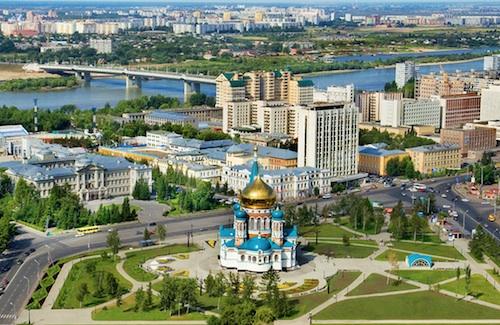 В этом году Омск отметит свое 300-летие
