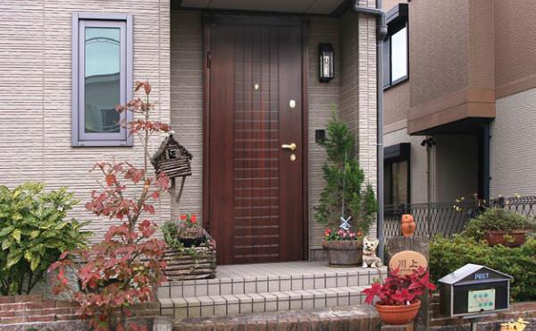 лучшие входные двери в загородной коттеджи